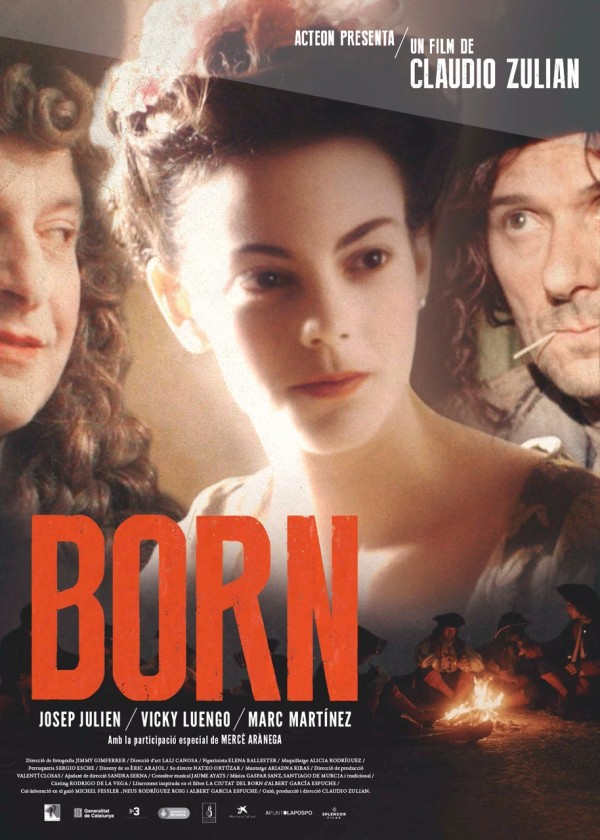 Born film bcn