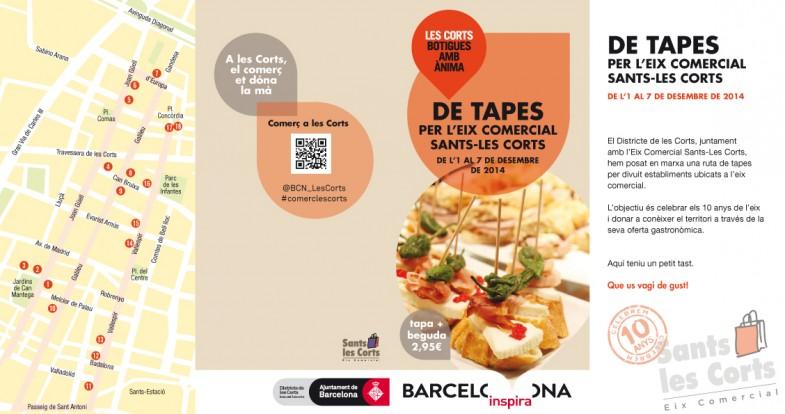programa tapes Les Corts1