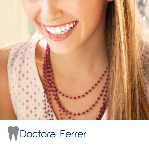 Doctora Ferrer, dentista