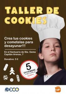 Taller de cookies