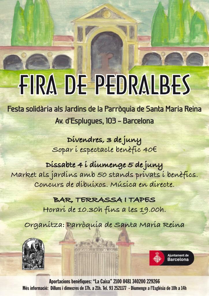 FIRA DE PEDRALBES