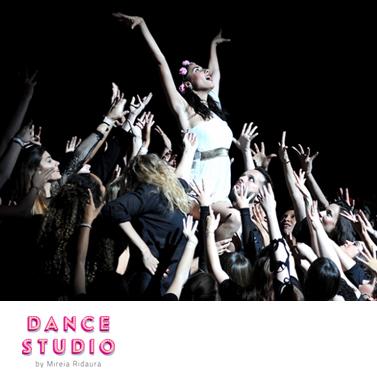 DANCE STUDIO by Mireia Ridaura